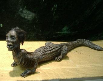 Alligator man jake sidesho gaff freak