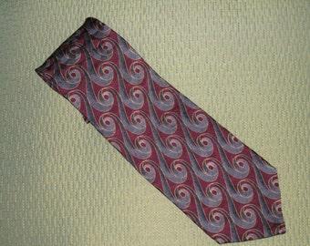 Vintage Emilio Romano Silk Necktie