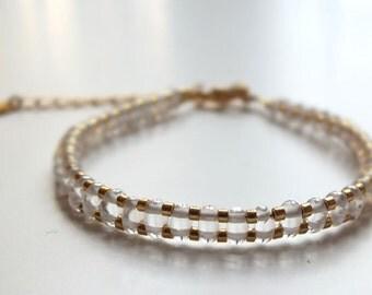 Bracelet Minha (white)