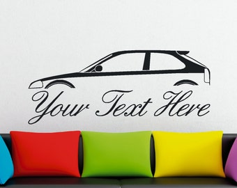 Il X Jt on Honda Civic Bumper Clip