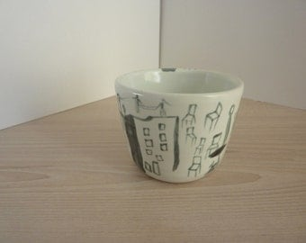Ceramics, pot, wheel-thrown