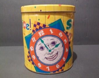 Chex Mix Snacktime! - Vintage Tin