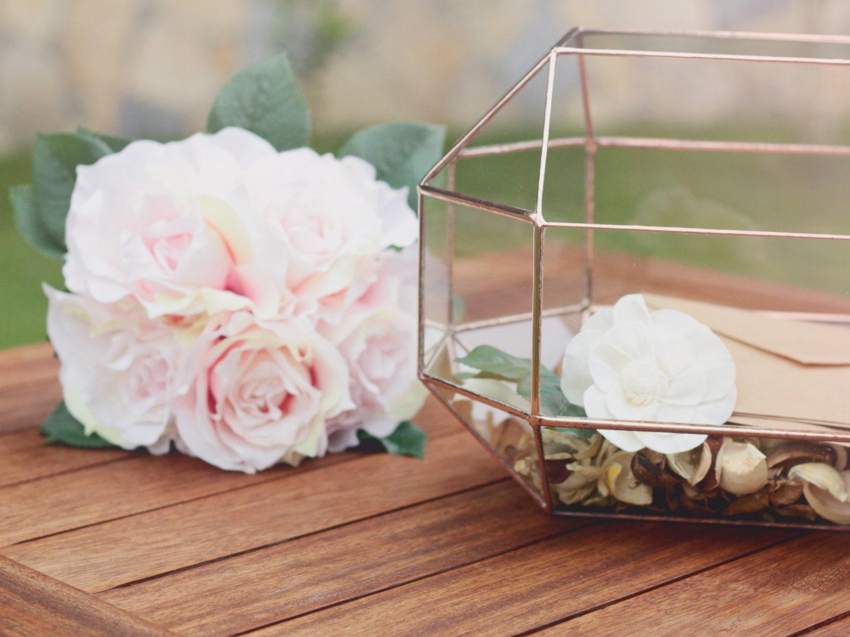 Wedding money box – Modern Wedding Card Box