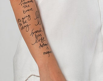 Truthbomb Tattoo Collection #1 by Danielle LaPorte