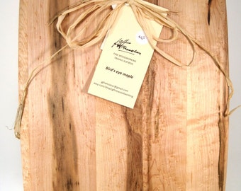 Bird's Eye Maple Cutting Board/Platter