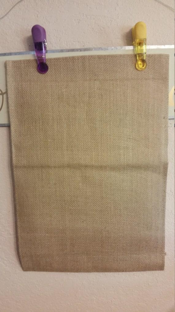 Burlap Garden Flags Embroidery Htv Heat Transfer Vinyl