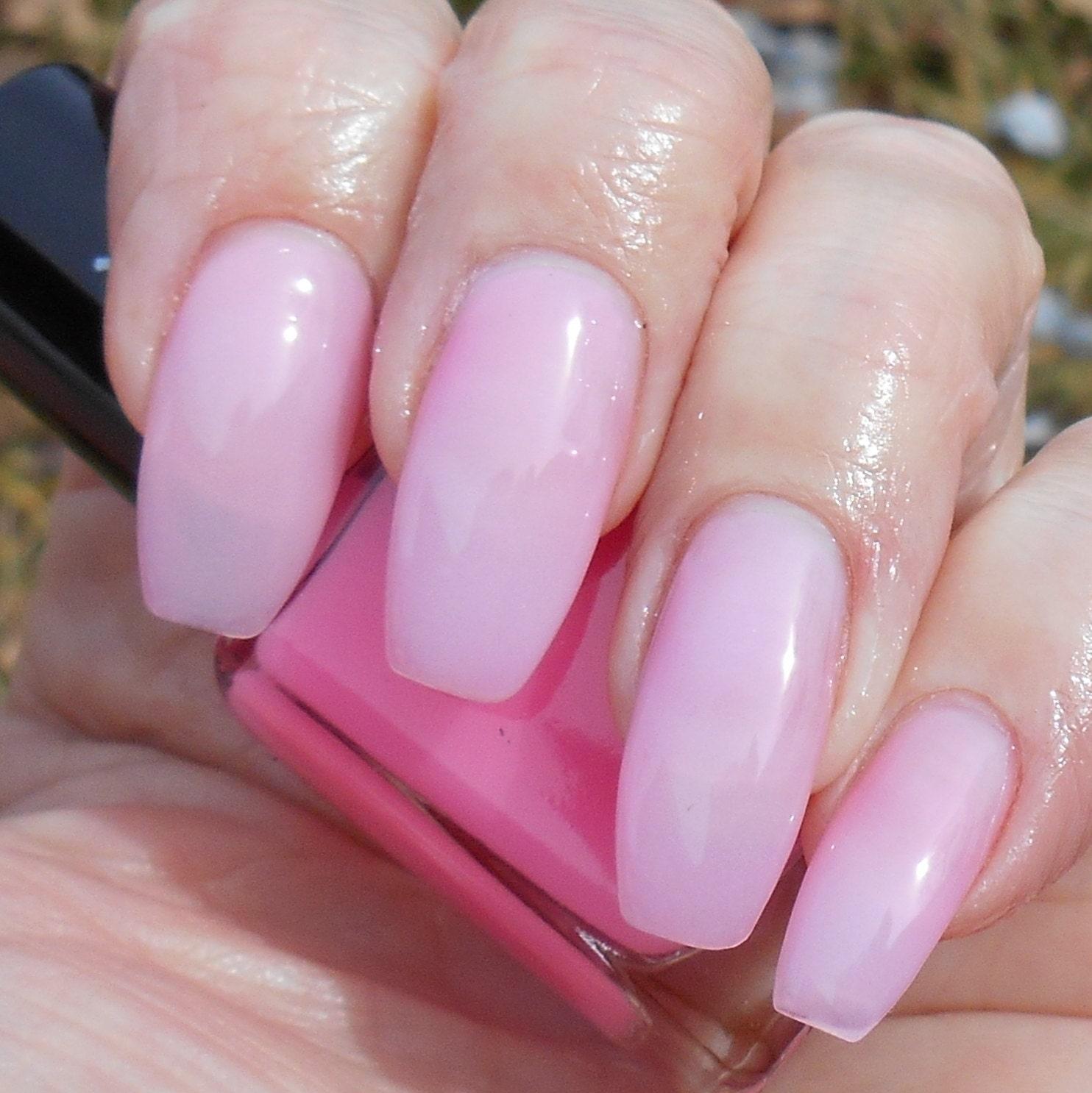 Sheer Pink Opi Nail Polish: Fairy Sheer Pink Nail Polish