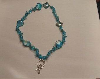 Cerulean Seas Necklace