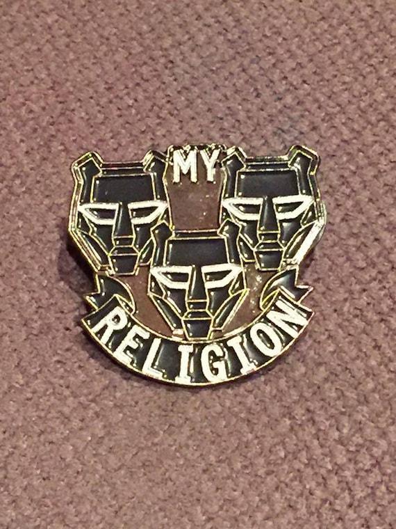 black tiger machine religion