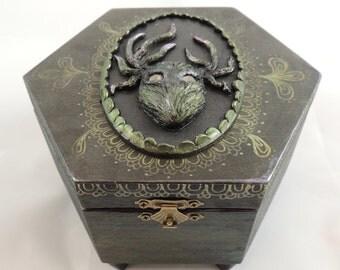 Gothic Treasure Box