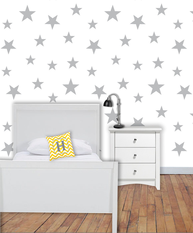 removable wallpaper wallpaper star wallpaper peel and stick. Black Bedroom Furniture Sets. Home Design Ideas