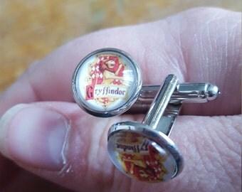 Gryffindor Cufflinks