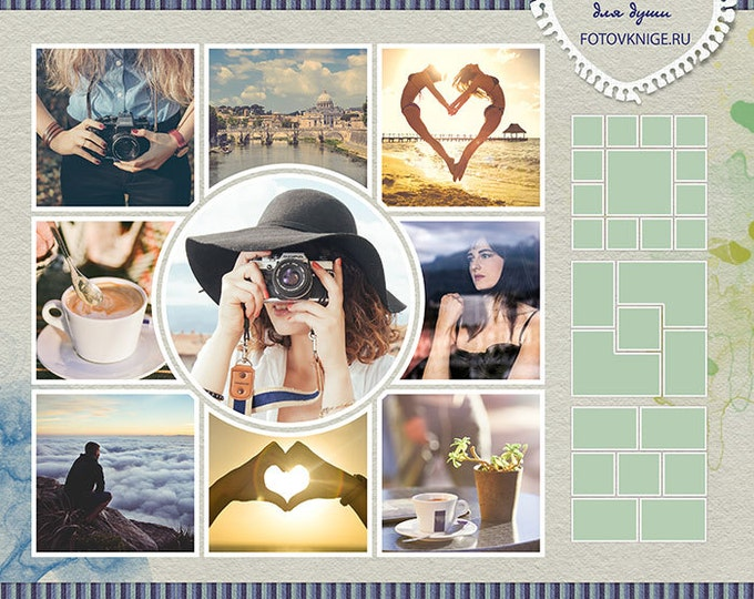 Photo Frame Templates Vol.27