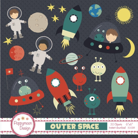 Outer space rockets astronauts planets printable for Outer space leicester