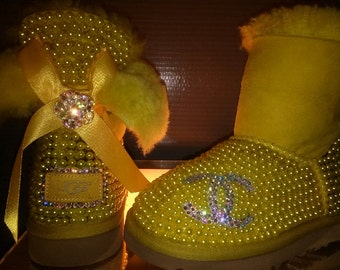 Kids Custom Bailey Bow Ugg (PRICE DROP)