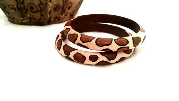 how to make wooden bangles
