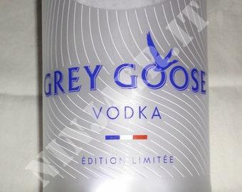 Grey Goose vase from bottle Magnum Edition Led Limiteè