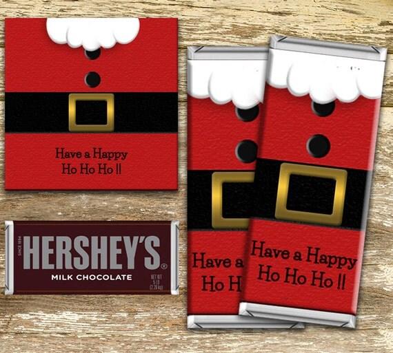 Christmas Candy Bar Wrappers Christmas Printables Christmas