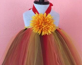 Thanksgiving tutu, Fall tutu dress, Turkey tutu dress, Thanksgiving dress, Fall tutu, Turkey dress