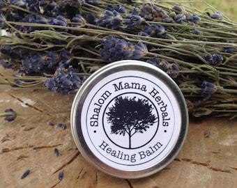 Healing Balm 0.5 oz. Multi-Purpose Herbal Salve