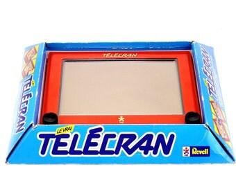 Vintage game télécran made in france