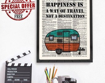 Quotes,Art Print,Poster,Vintage Dictionary Print, Wall Decor,Print Poster, Wall Art, Buy 1 get 1 free, code 063