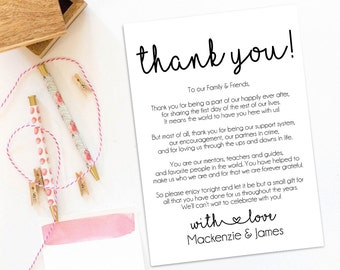 thank you letter for wedding guests choice image letter format thank you letter for wedding guests
