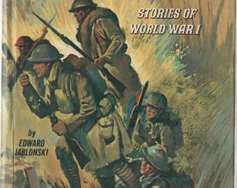 The Great War Stories of World War I Whitman c. 1965