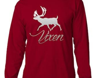 Family Christmas Pajamas, Family christmas shirt, christmas gifts, Long Sleeve shirt, Rudolph, reindeer shirt, christmas gifts for him