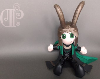 Loki The Avengers Plush Doll Plushie Toy
