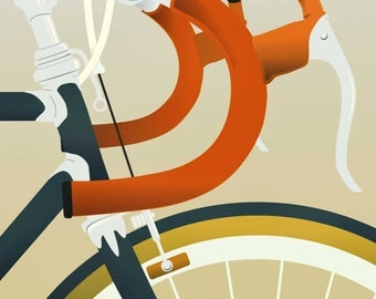Retro Bicycle Printable