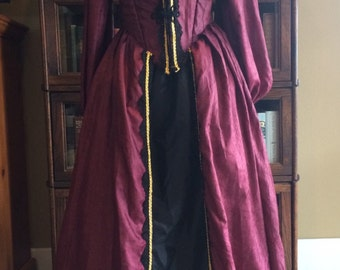 Elizabeth Swann Inspired Dress - Custom Made to Order