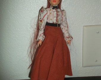 Vintage IDEAL Josy The Counry Girl Excellent! 1975