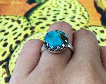 Turquoise engagement ring Etsy