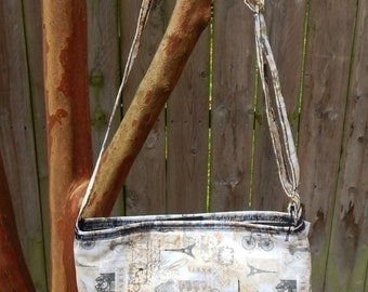 Paris Crossbody Bag