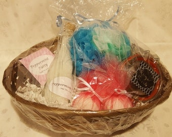 Holiday Special-Peppermint Lover's Basket