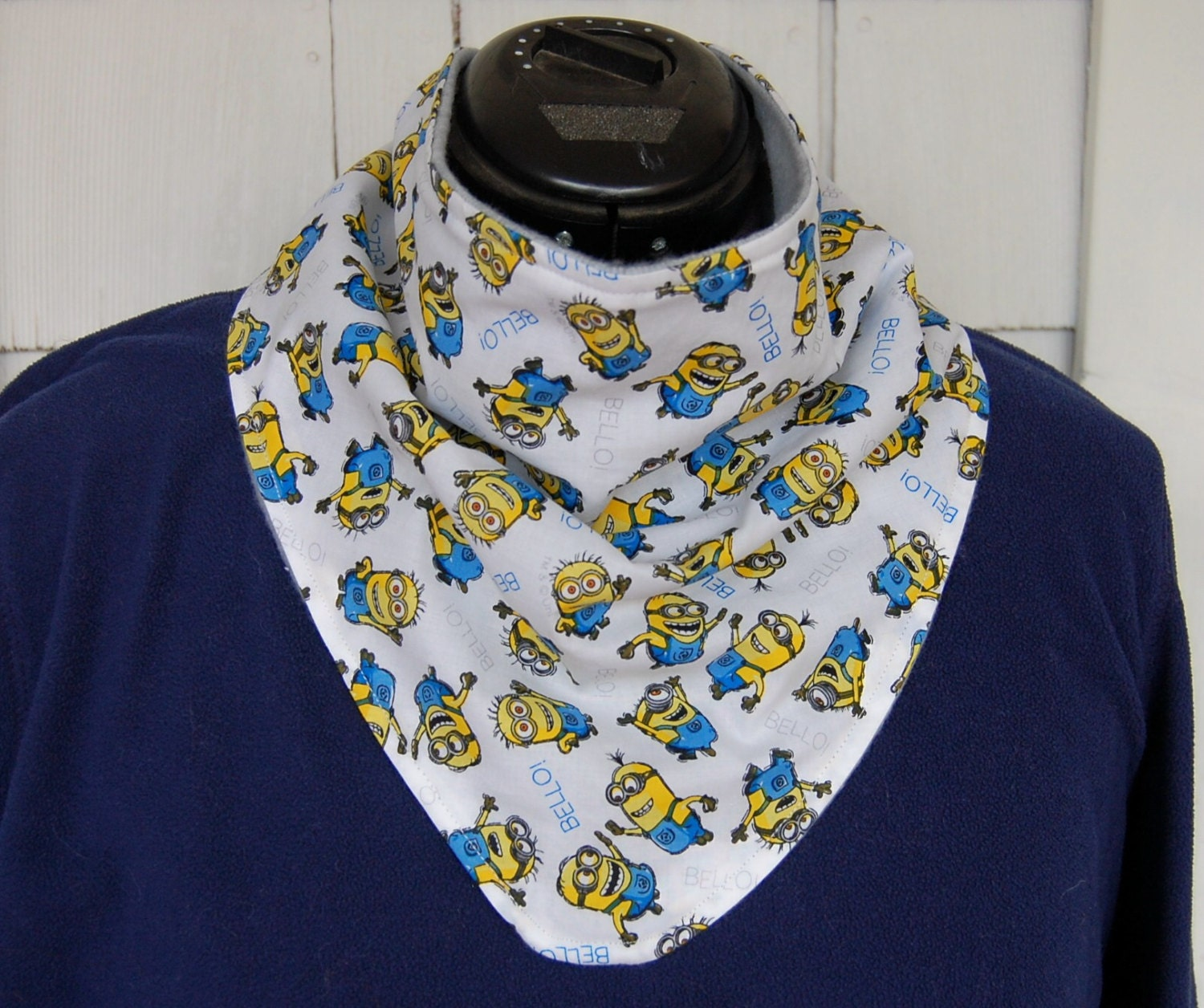 Adult Drool Bib Bandana Bib Scarf Bib Bibs For Disabled
