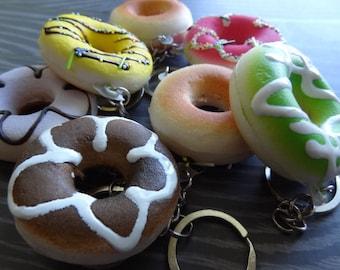 Mini Doughnut Squishy