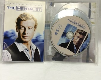 The Mentalist First Season Complete