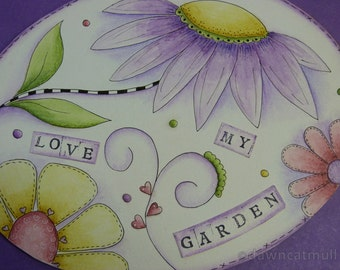 Love My Garden e-pattern pack