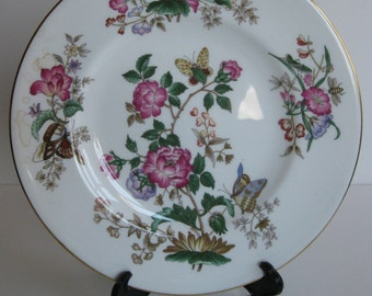 Wedgwood Charnwood plate with stand