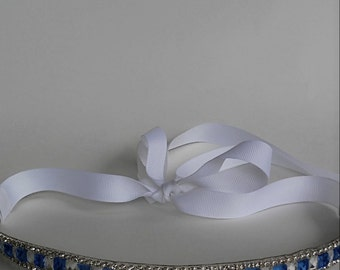 Bridesmaid Headband. Bridal Headband.