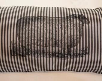 Indoor/Outdoor Sheep pillow