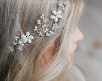20%OFF-Wedding Headband, Bridal Headband, Pearl Headband, Bridal Crown, Wedding Hair Vine,Wedding Headpiece,Wedding Tiara, Bridal Hairpiece