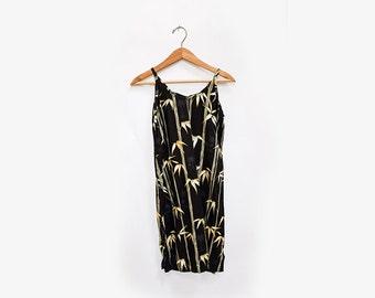 Printed Dress XS