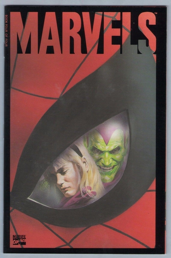 Marvels 4 Apr 1994 NM- (9.2)