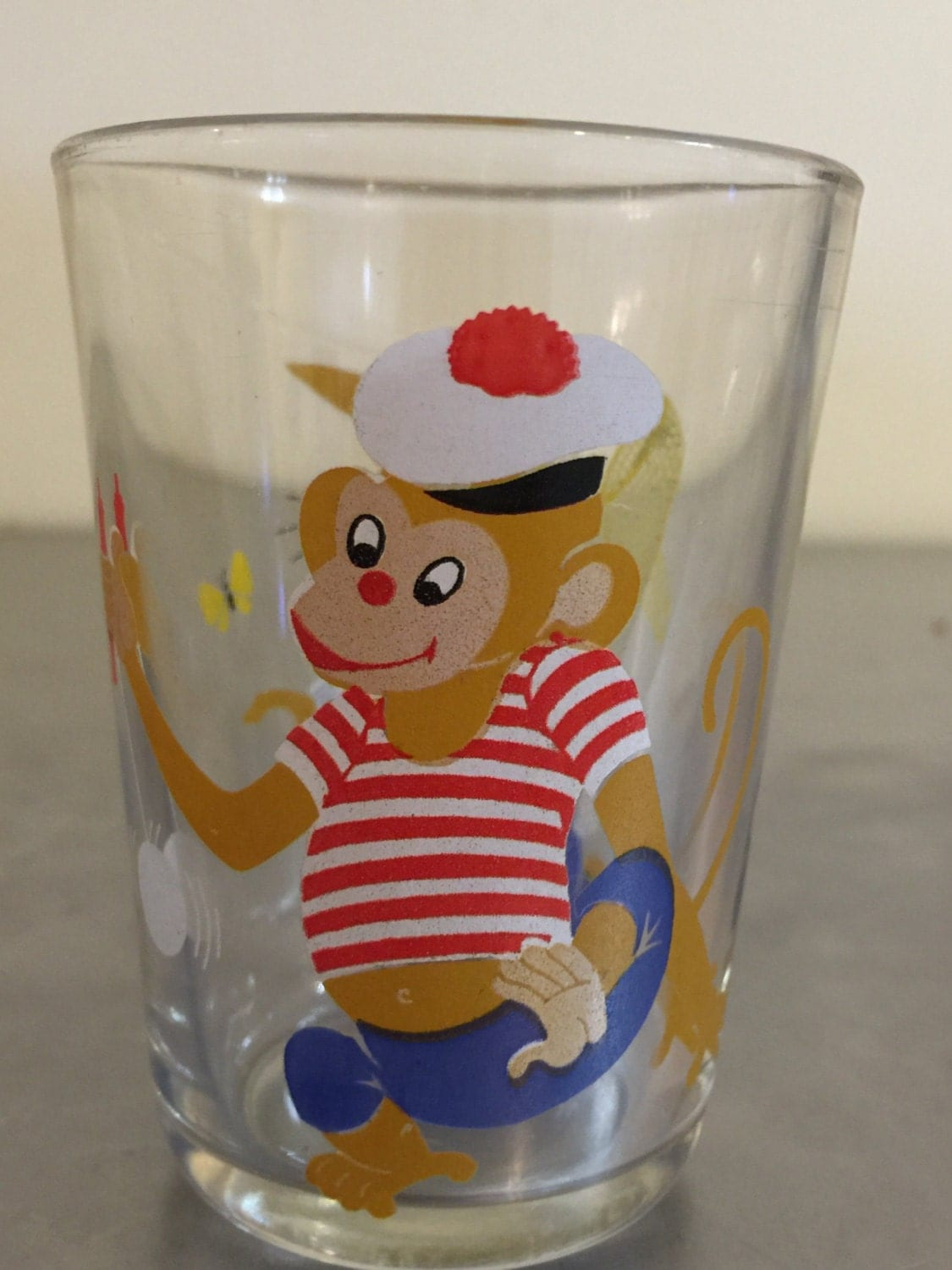Children S Vintage Glass Made In France Arcoroc Glass