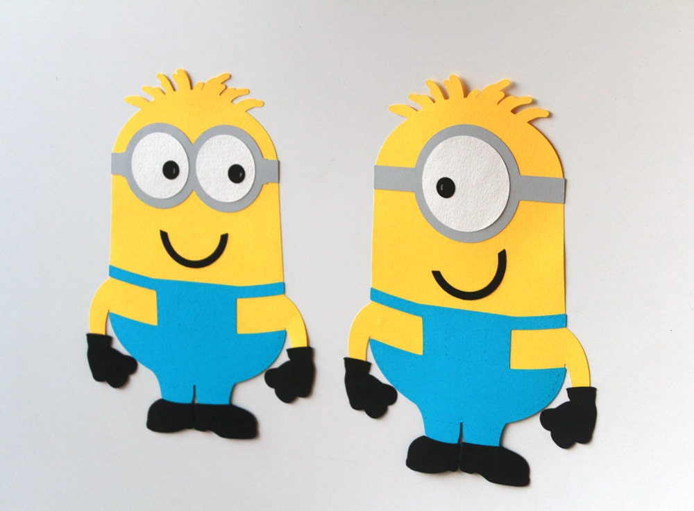 Minion Wall Decor minion character's figures wall decor for birthday party