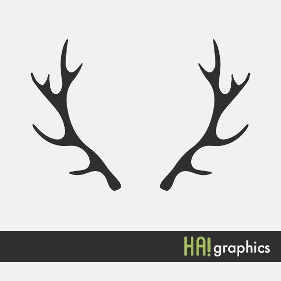 Deer antlers clipart - photo#50