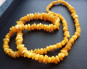 Baltic Amber Necklace Butterscotch Amber Necklace